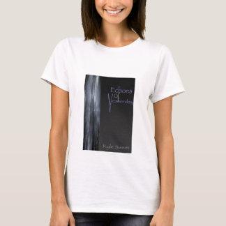 T-shirt Échos d'hier.  Chemise de livre
