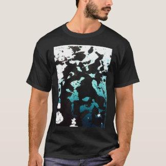 T-shirt Éclaboussure