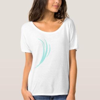 T-shirt Éclaboussure d'Aqua