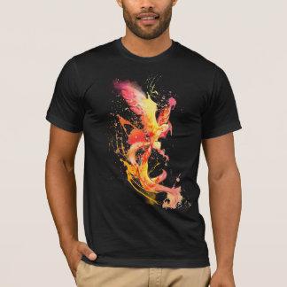 T-shirt Éclaboussure de Phoenix