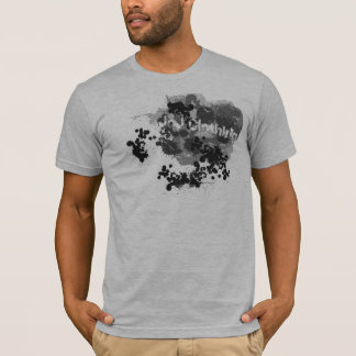 T-shirt Éclaboussures d'habillement de JoJ