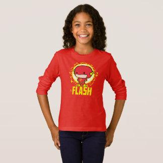 T-shirt Éclair de Chibi avec l'électricité