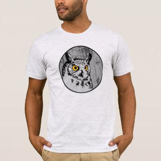T-shirt Éclat de hibou