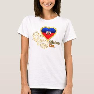 T-shirt Éclat sur le Haïti