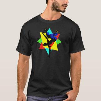 T-shirt Éclatement