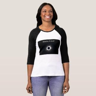 T-shirt Éclipse solaire totale 2017
