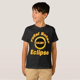 T-shirt Éclipse solaire totale v2