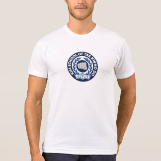 T-shirt École de Kim du Taekwondo