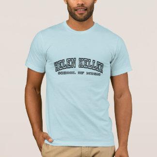 T-shirt École de musique de Helen Keller - chemise virile