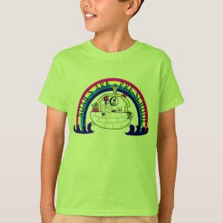T-shirt École maternelle de l'arche de Noé