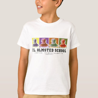 T-shirt école olmsted