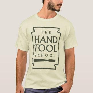T-shirt École simple d'outil de bricolage