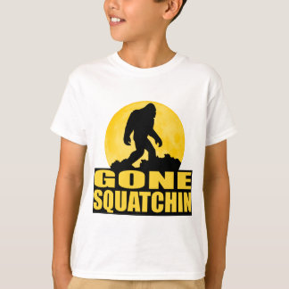 T-shirt ÉCORCE ALLÉE de *Special* de SQUATCHIN à l'édition