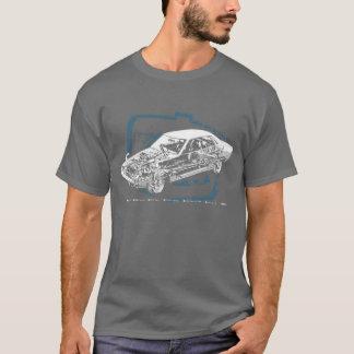 T-shirt Écorché de Celica