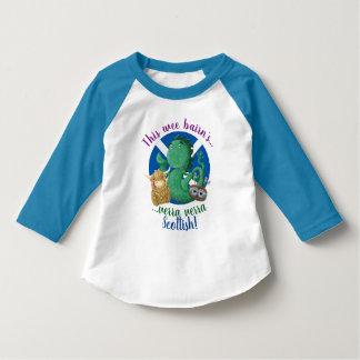 T-shirt Écossais de Verra Verra de cet enfant petit