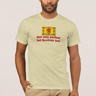 T-shirt Écossais parfait
