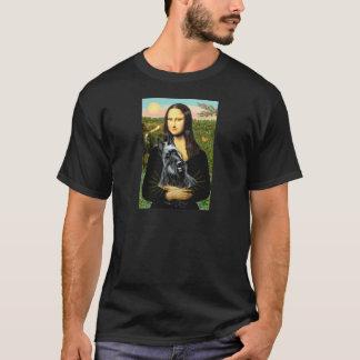 T-shirt Écossais Terrier 3 - Mona Lisa