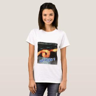 T-shirt Écoulement obtenu par ultrason ?
