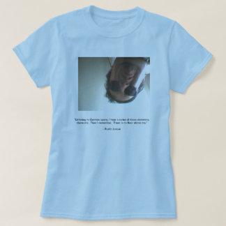 """T-shirt """"Écoutant l'opéra allemand, j'entends… """""""