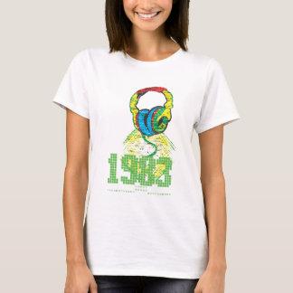 T-shirt Écouteur 1983