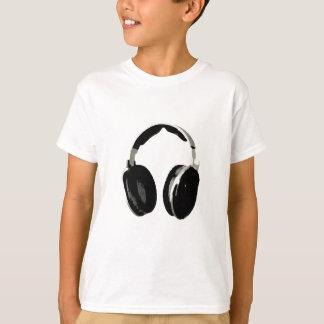 T-shirt Écouteur d'art de bruit