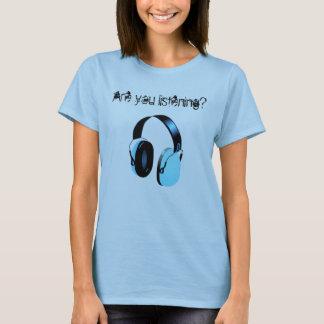 T-shirt Écouteurs de Hanson