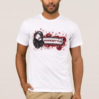 T-shirt Écouteurs de Hardstyle