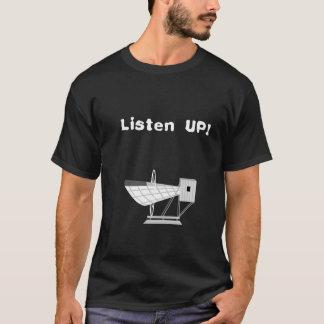 T-shirt Écoutez !