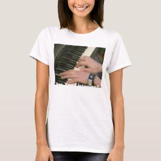 T-shirt Écoutez-vous ?