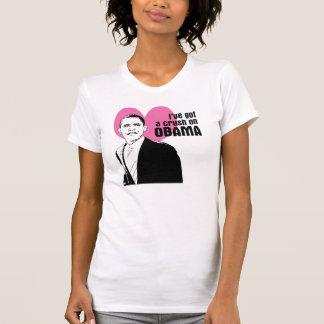 T-shirt Écrasement d'Obama