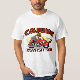 T-shirt Écrevisses 500 de Cajun
