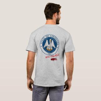 T-shirt Écrevisses de la Louisiane