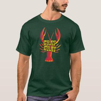 T-shirt Écrevisses d'écrevisses de CRAZYFISH