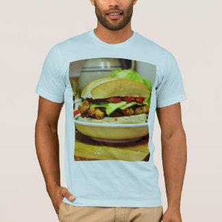 T-shirt Écrevisses et sandwich à Boudan Pobay