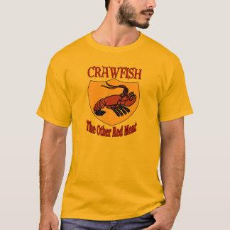 T-shirt ÉCREVISSES : L'autre viande rouge