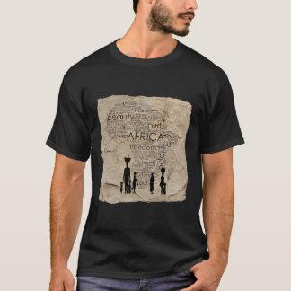 T-shirt Écrit dans la pierre
