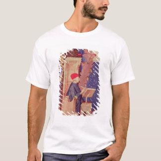 T-shirt Écriture de Dante 'le Comedy divin