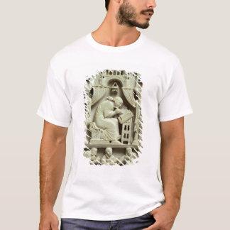 T-shirt Écriture de St Gregory avec des scribes ci-dessous