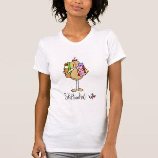 T-shirt Écrou de Scrapbooking