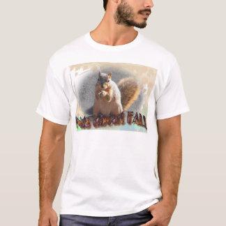 T-shirt Écrous au sujet de l'automne 1