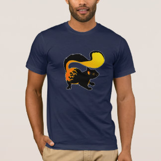 T-shirt Écureuil du feu