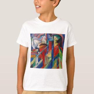 T-shirt Écuries par Franz Marc (l)