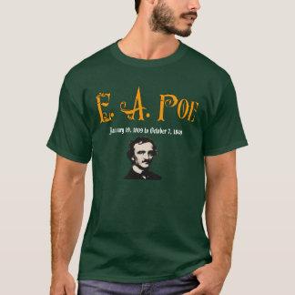 T-shirt Edgar Allan Poe
