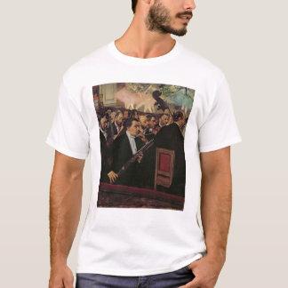 T-shirt Edgar Degas | l'orchestre d'opéra, c.1870