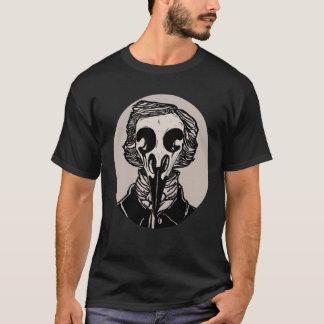 T-shirt Edgar Raven Poe