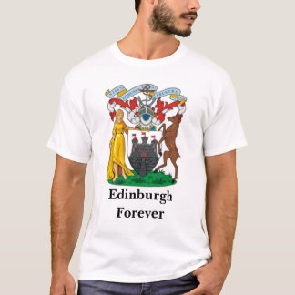 T-shirt EdinburghForever