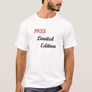T-shirt Édition 1933 limitée