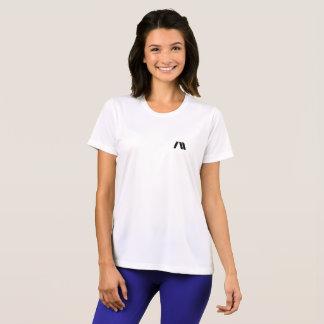 T-shirt Édition blanche de l'usage | d'esthétique