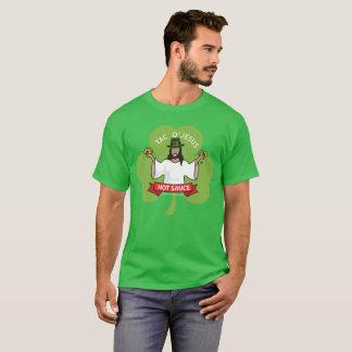 T-shirt Édition de jour de Tac O'Jesus St Patrick