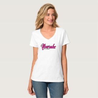 T-shirt Édition Girly du logo BCA de style de NOWAKE